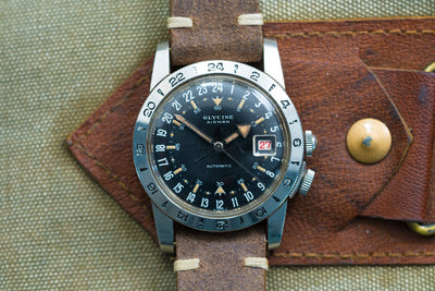 The PX watch choice for soldiers during the Vietnam War Period