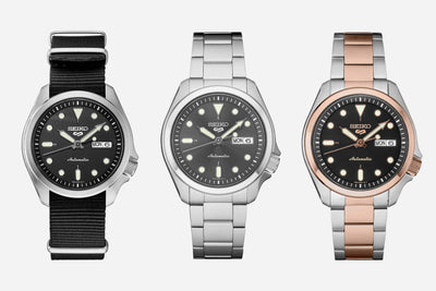 New Dressy Watch For Seiko Sports 5 Series
