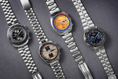 The first all Seiko Watch Auction - Making Waves: Seiko