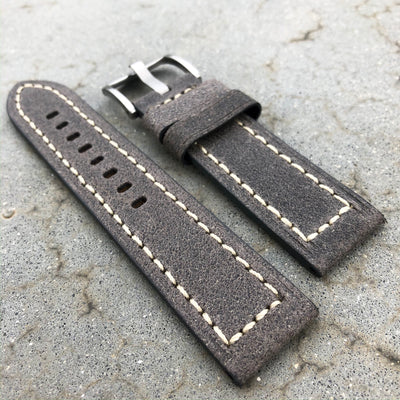 Fossil | Continental Italian Calf Leather Watch Strap - Samurai Vintage Co.