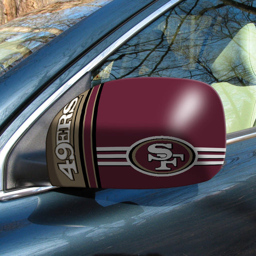 San Francisco 49ers Small Mirror Cover