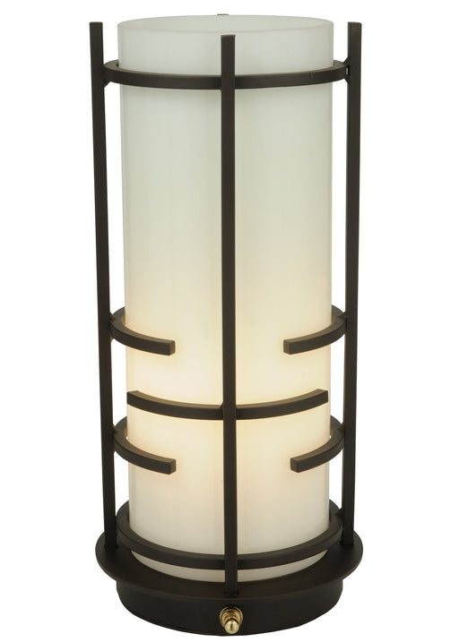 12 Inch H Revival Deco Table Lantern