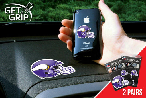 Minnesota Vikings Get a Grip 2 Pack