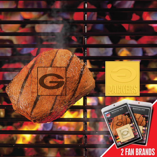 Greenbay Packers Fanbrand 2 Pack