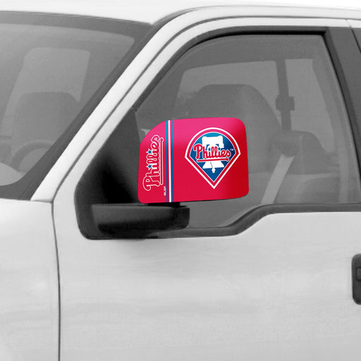 Philadelphia Phillies Large Mirror Cover