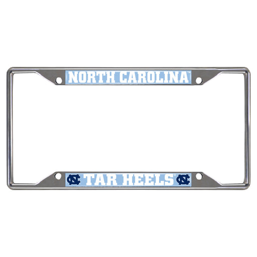 UNC - Chapel Hill License Plate Frame 6.25x12.25