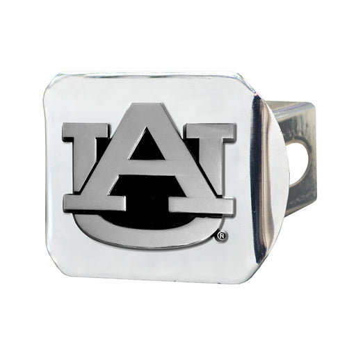 "Auburn University Hitch Cover 4 1/2""x3 3/8"""