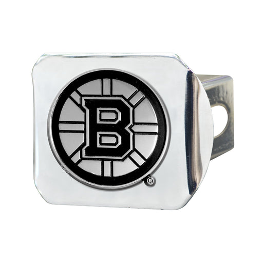 Boston Bruins Hitch Cover 4 1/2x3 3/8