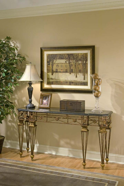 BUTLER 1650025 CONSOLE TABLE - Metalworks