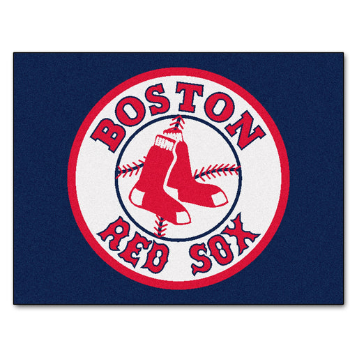 Boston Red Sox All-Star Mat 33.75x42.5