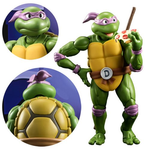 TMNT Donatello SH Figuarts Action Figure