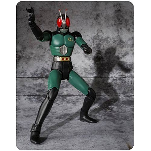 Kamen Rider Black RX SH Figuarts Action Figure
