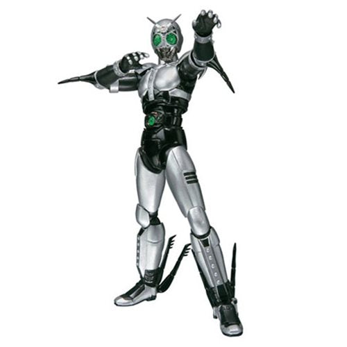 Masked Rider Black Shadow Moon SH Figuarts Action Figure