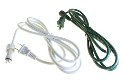 6' Golden Canopy Lights Power Cord