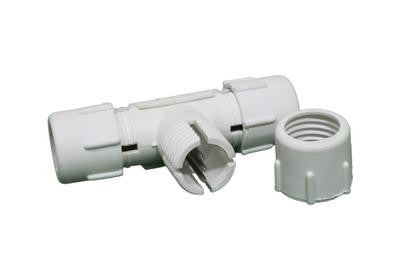 "3-Wire 1-2"" T-Connector (5-Pack)"