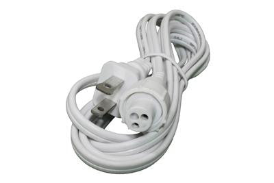 "2-Wire 120-volt 3-8"" x 6' Power Cord (5 pack)"