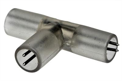 "2 Wire 3-8"" T-Connector (5 Pack)"