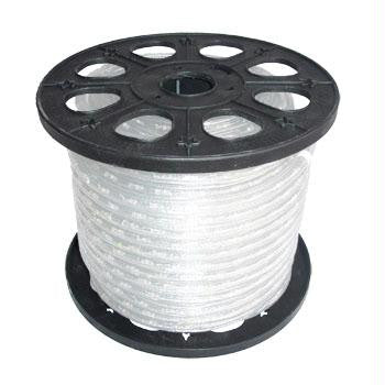 "150' 2-Wire 120-Volt 1-2"" Pearl White Rope Light Spool"