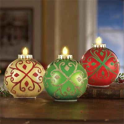 Christmas Ornament Lights (3 Set)