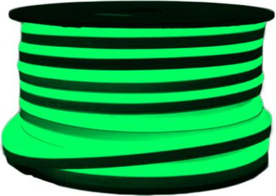151' LED Neon 2-Wire 120-Volt Green Rope Light Spool