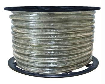"150' 2-Wire 120-Volt 1-2"" Clear Chasing Rope Light Spool"