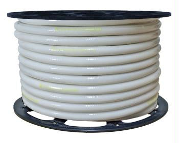 "150' 2-Wire 120-Volt 1-2"" Pearl White Chasing Rope Light Spool"
