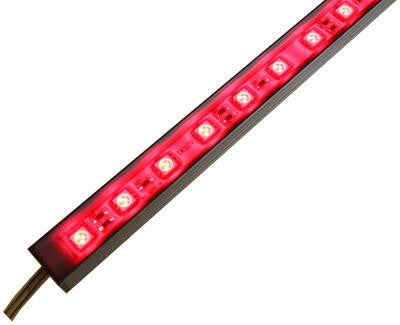 Red 5050 LED Rigid Light Bar