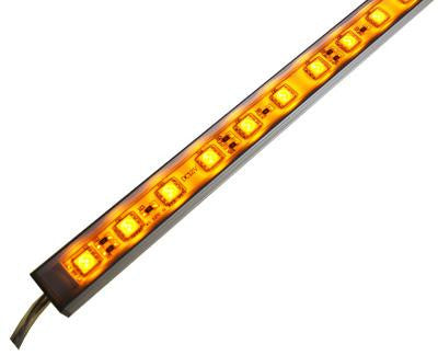 Yellow 5050 LED Rigid Light Bar
