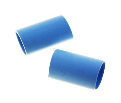 "1-2"" x 1"" Blue Adhesive Lined Heat Shrink Tubing - (2 pack)"