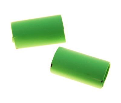"1-2"" x 1"" Green Adhesive Lined Heat Shrink Tubing - (2 pack)"