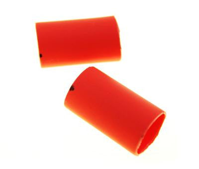 "1-2"" x 1"" Red Adhesive Lined Heat Shrink Tubing - (2 pack)"