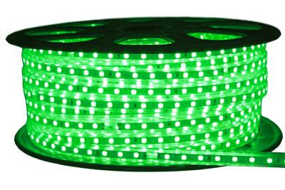 164' 120-Volt Green 3528 LED Strip Light Spool