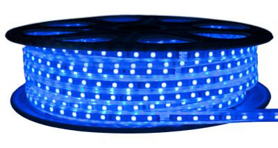 65' 120-Volt Blue 3528 LED Strip Light Spool