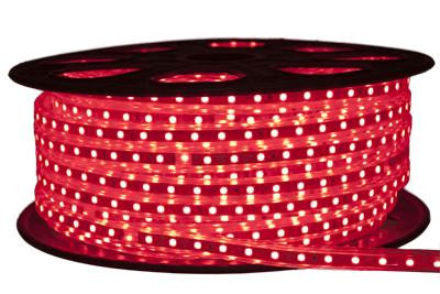 164' 120-Volt Red 5050 LED Strip Light Spool