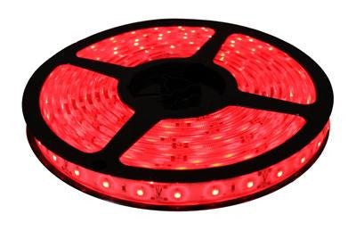 16' 12-Volt Red 3528 LED Strip Light Spool