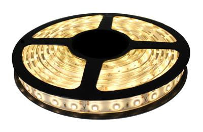 16' 12-Volt Warm White 3528 LED Strip Light Spool