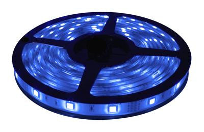 16' 12-Volt Blue 5050 LED Strip Light Spool