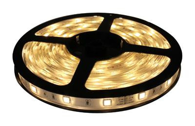 16' 12-Volt Warm White 5050 LED Strip Light Spool