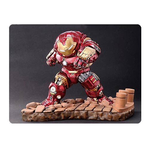 Avengers: Age of Ultron Hulkbuster Egg Attack Statue