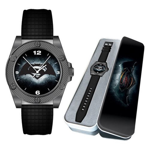 Batman v Superman: Dawn of Justice DC Watch Collection #1