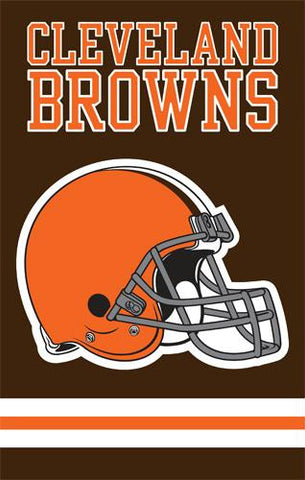 AFBR Browns 44x28 Applique Banner