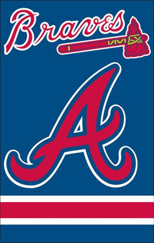AFATL Braves 44x28 Applique Banner