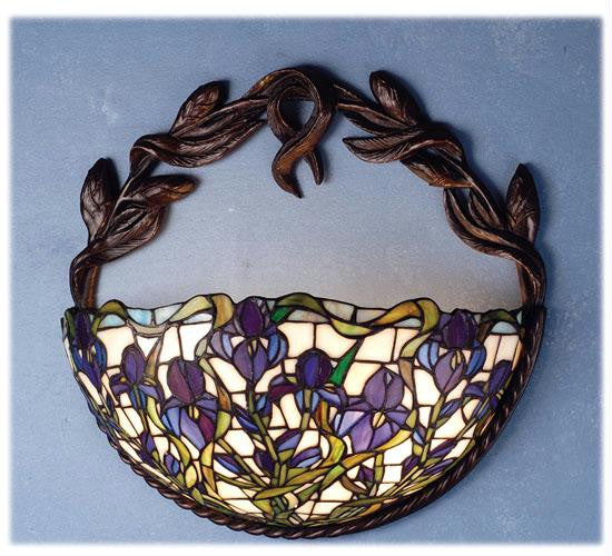 16.5 Inch W Iris Wall Sconce Wall Sconces