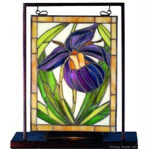 9.5 Inch W X 10.5 Inch H Lady Slipper Mini Window Windows