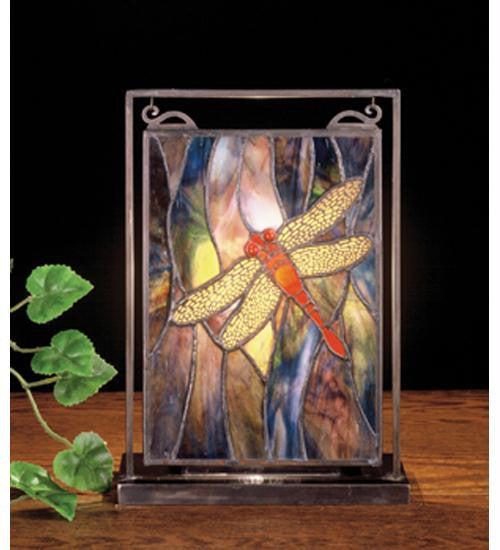 10.5 Inch H X 7.5 Inch W Dragonfly Mini Window Windows
