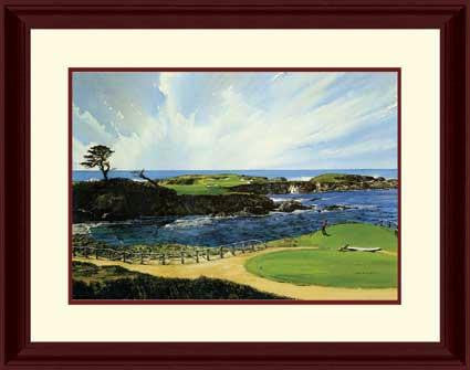 16th at Cypress Point