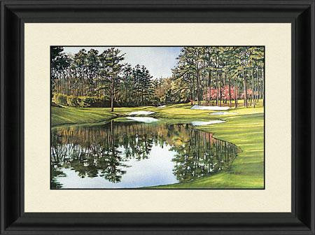 16th Hole - Augusta (Large)