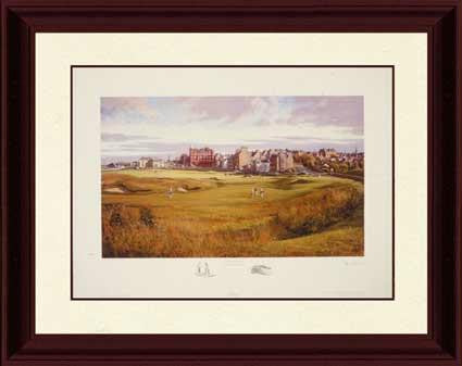The 17th Road Hole - St. Andrews