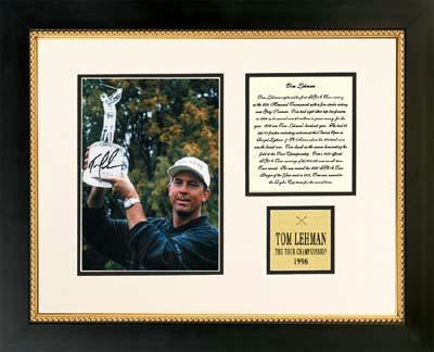 Tom Lehman - Biography Series
