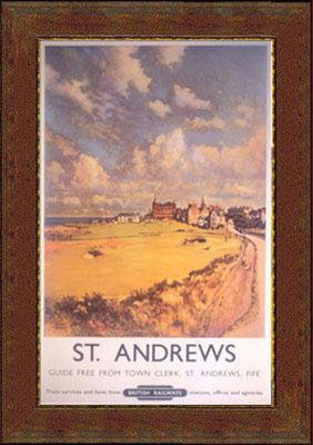 St. Andrews - Heading Home